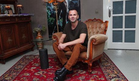 В гостях: Дом дизайнера и 4 сотки сада в Калининграде