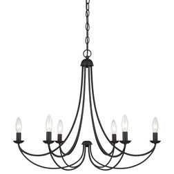 Traditional Chandeliers by Quoizel