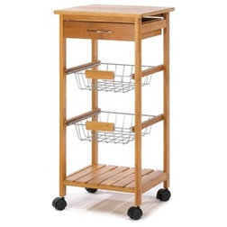 Transitional Kitchen Islands And Kitchen Carts by Koolekoo
