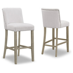 Transitional Bar Stools And Counter Stools by Glamour Home