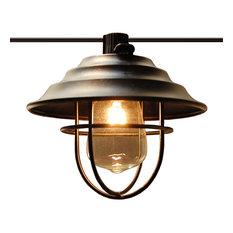 Electric String Lights, 10-Light, Bronze Metal Cafe
