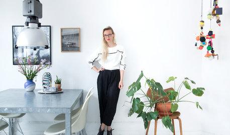 Visita privada: Decoración excéntrica en un coqueto piso danés