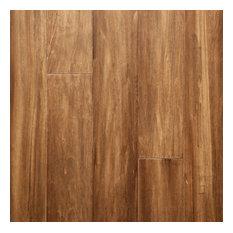 Engineered Rigid HDPC Vinyl Core Wood Flooring, Sourdough, Set of 6