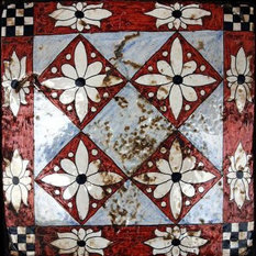 RE-EDITION MEDIEVAL TILE