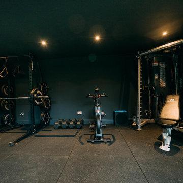 Matt / Weybridge / Garden Room Gym