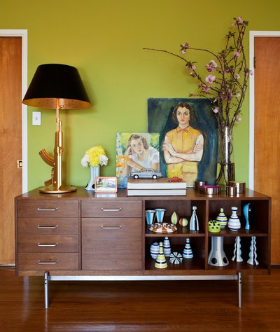Eclectic by Janel Holiday Interior Design