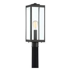 Quoizel Lighting WVR9007EK Westover - 1 Light Outdoor Post Lantern