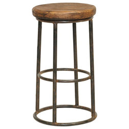 Rustic Bar Stools And Counter Stools by Design Mix Furniture