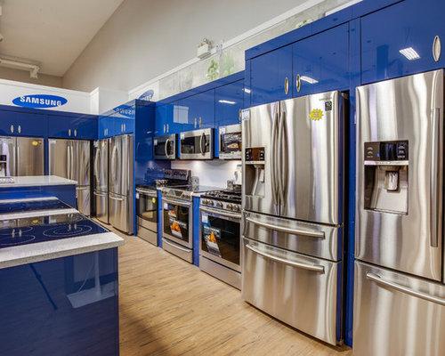 samsung display kitchen