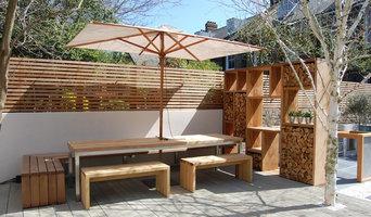 Bespoke garden furniture Balham