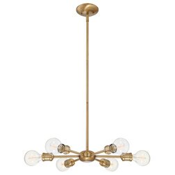 Midcentury Chandeliers by Savoy House