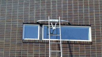 Window cleaning and power washing
