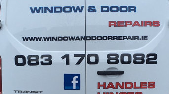 Window and door problems and repairs