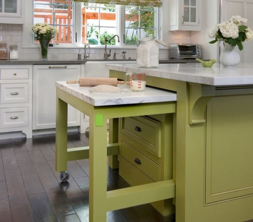 Roll Out Kitchen Counter