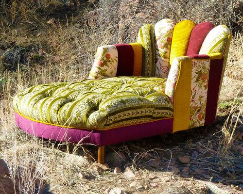Vintage Furniture Redesigned