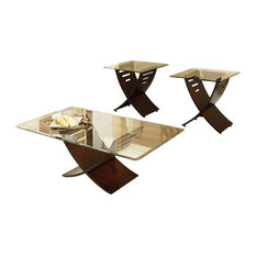 Steve Silver Cafe 3-Piece Occasional Table Set