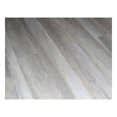 Dekorman Premium AC4 Laminate Flooring, 13.28 Sq. ft., Light Ash Oak