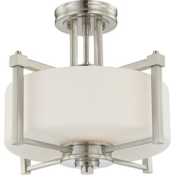 Transitional Flush-mount Ceiling Lighting by Lighting Front