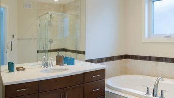 Complete Master Bathroom Remodels