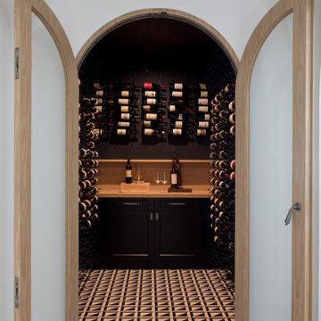Pub room/wine cellar