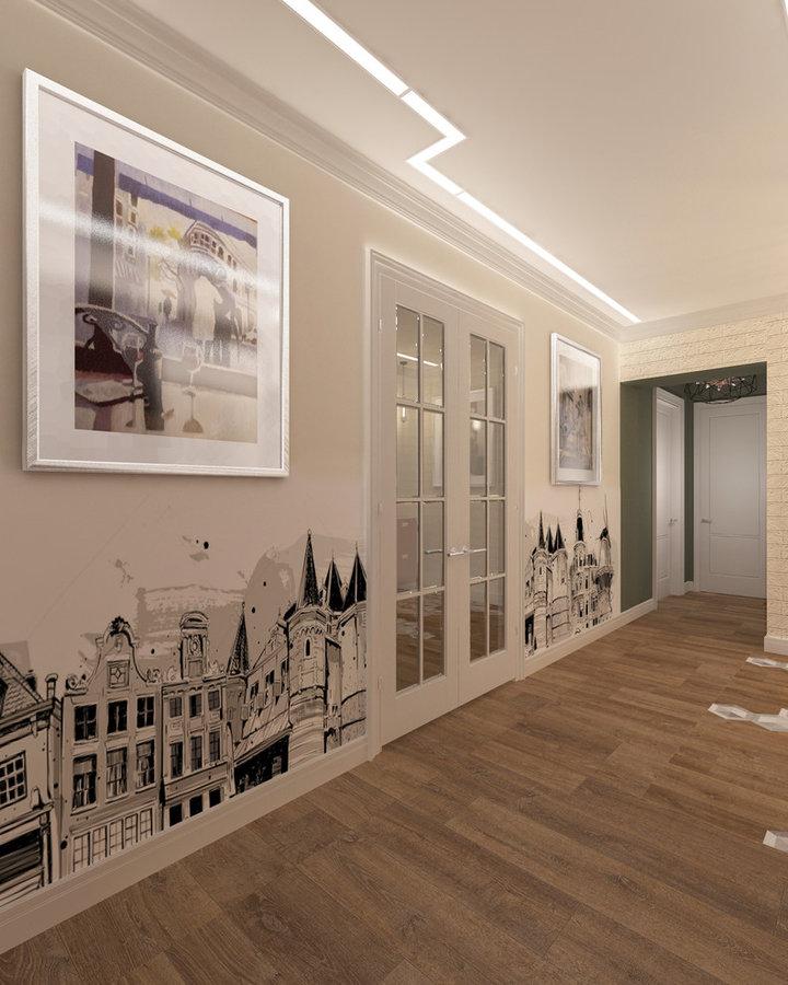 "3х комнатная квартира 86 м.кв. г.Тамбов ""Окно в Европу"""