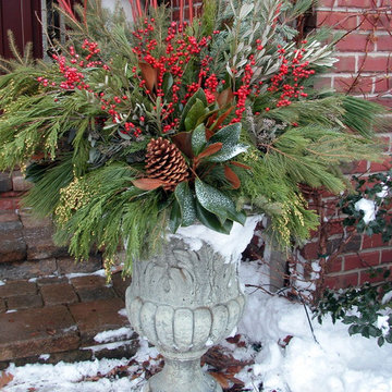 Containers for the Winter Season