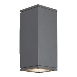 Tech Lighting Pitch Single Wall LED 80CRI 3000K 120V 700WSPITSH-LED830 Charc