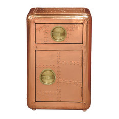 Diggins Aviation Chest, Bronze