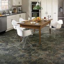 Geometric Flooring Trends
