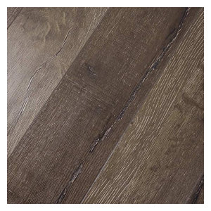 Armstrong Pryzm Antiqued Oak Natural Hybrid Floor And Pad Traditional Vinyl