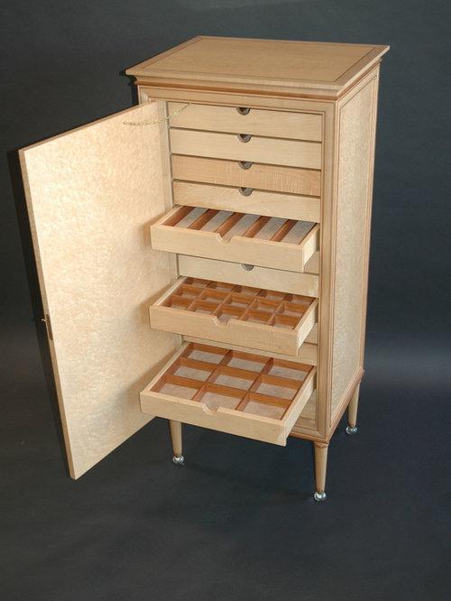 Furniture by Mitchel Berman Cabinetmakers