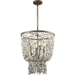 Beach Style Chandeliers by Buildcom