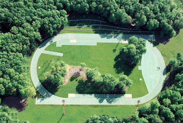 Athletic track, RCR Arquitectes