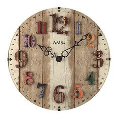 Harper Quartz Wall Clock