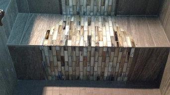Bathroom Remodel, custom shower