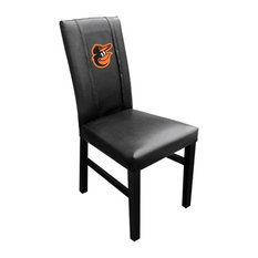 Baltimore Orioles MLB Side Chair 2000 With Bird Logo Panel