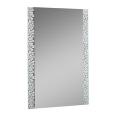 "MOD - Toronto Bathroom Wall Mirror, 23.6""x31.5"" - Bathroom Mirrors"
