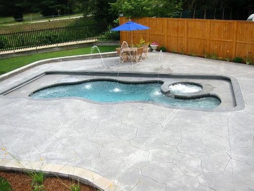 Swimming Pool Design questions on