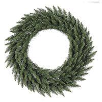 "Vickerman Camdon Fir Wreath, 42"", Unlit"
