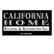 California Home Builders U0026 Restoration INC