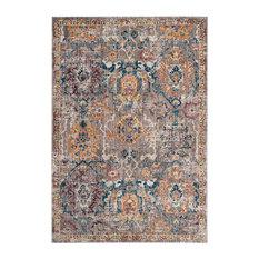 Safavieh Bristol Woven Rug, Gray/Blue, 9'x12'