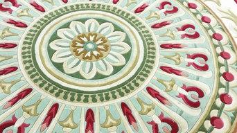 Скульптурные ковры
