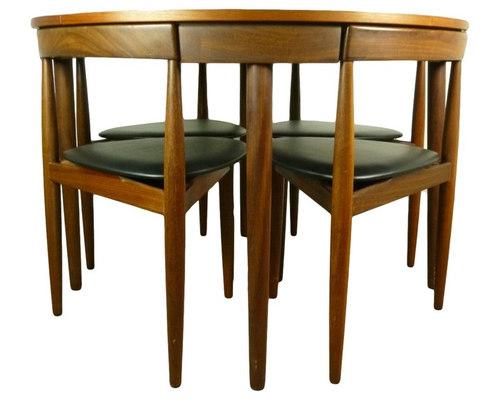 Mid Century Teak Dining Set By Hans Olsen For Frem Rojle   Dining Sets