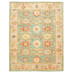 Mediterranean Area Rugs by Eager House