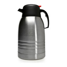 Thermal 2L Carafe Double Wall Stainless Steel with Temp Assure Technology
