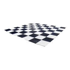 World Wise Imports Plastic Grid Chess Board