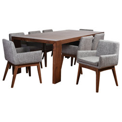 Midcentury Dining Sets by International Home Miami Corp