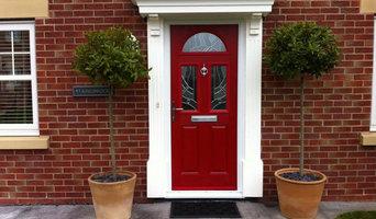 GRP Composite Front Door's Classic.