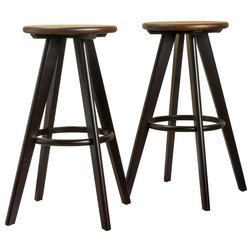 Midcentury Bar Stools And Counter Stools by GDFStudio