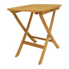 """Windsor 24"""" Square Picnic Folding Table"""